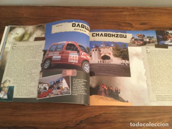 Coches y Motocicletas: Raid CITROEN BERLINGO PARIS- sAMARKAND - MOSCOU 1997. - Foto 7 - 194008211