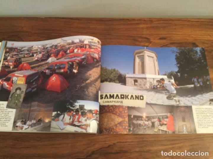 Coches y Motocicletas: Raid CITROEN BERLINGO PARIS- sAMARKAND - MOSCOU 1997. - Foto 9 - 194008211