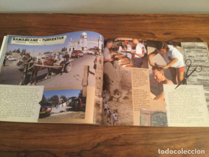 Coches y Motocicletas: Raid CITROEN BERLINGO PARIS- sAMARKAND - MOSCOU 1997. - Foto 10 - 194008211