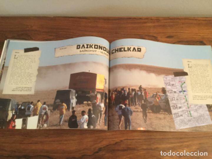 Coches y Motocicletas: Raid CITROEN BERLINGO PARIS- sAMARKAND - MOSCOU 1997. - Foto 11 - 194008211