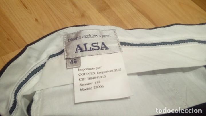 Coches y Motocicletas: PANTALONES compañía ALSA (nuevos) - Foto 7 - 194229663