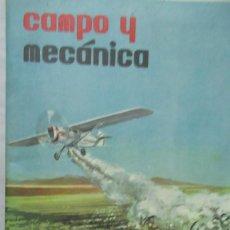 Coches y Motocicletas: CAMPO Y MECANICA. REVISTA DE LOS TRACTORES LANZ. Nº 9. Lote 194253542
