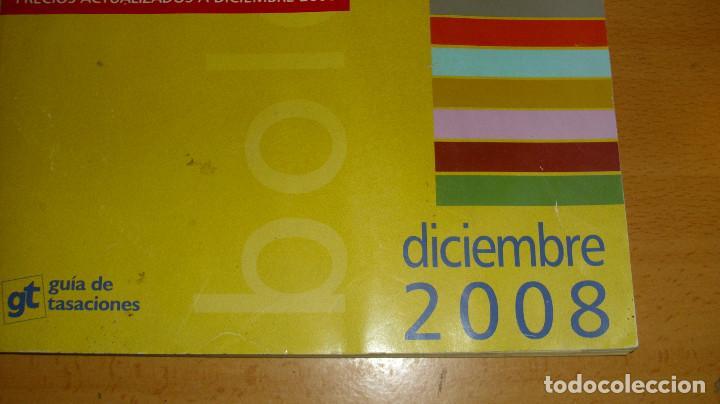 Coches y Motocicletas: MANUAL TALLER GUÍA TASACIONES BOLETÍN DE REFERENCIAS Y PRECIOS 2008 REPARACIÓN AUTOMÓVIL COCHE - - Foto 2 - 194282120