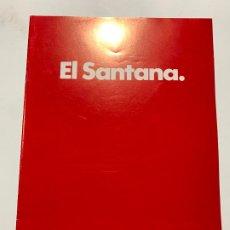 Coches y Motocicletas: CATALOGO FOLLETO PUBLICIDAD ORIGINAL VOLKSWAGEN SANTANA DE 1987. Lote 194317465