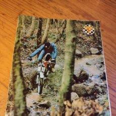 Coches y Motocicletas: DÍPTICO BULTACO SHERPA T.. Lote 194334992