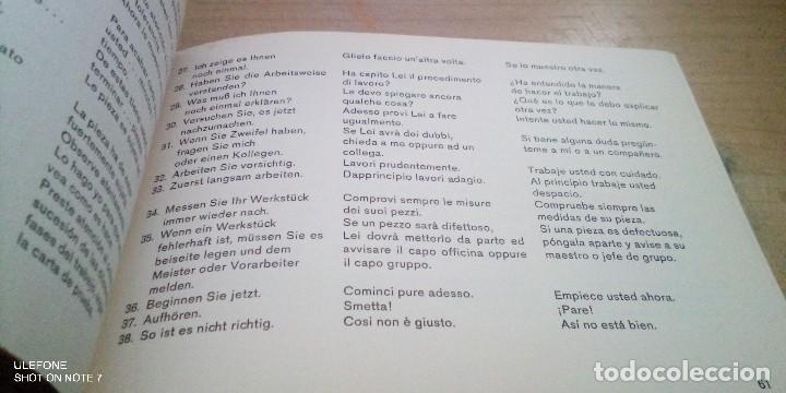 Coches y Motocicletas: manual en aleman, italiano y español de la empresa alemana ZF automocion - Foto 2 - 194521472