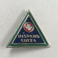 Voitures et Motocyclettes: ANTIGUA INSIGNIA AGUJA PIN AUTOMOVIL HISPANO SUIZA. Lote 194593311