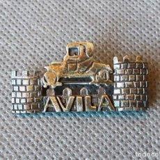Coches y Motocicletas: BROCHE PIN DE ALFILER AVILA COCHE ANTIGUO. Lote 194787005