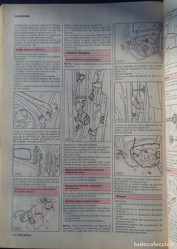 Coches y Motocicletas: Manual de Reparación Fiat Stilo - Foto 3 - 194899117