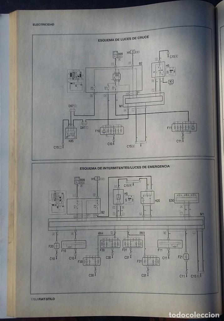 Coches y Motocicletas: Manual de Reparación Fiat Stilo - Foto 4 - 194899117