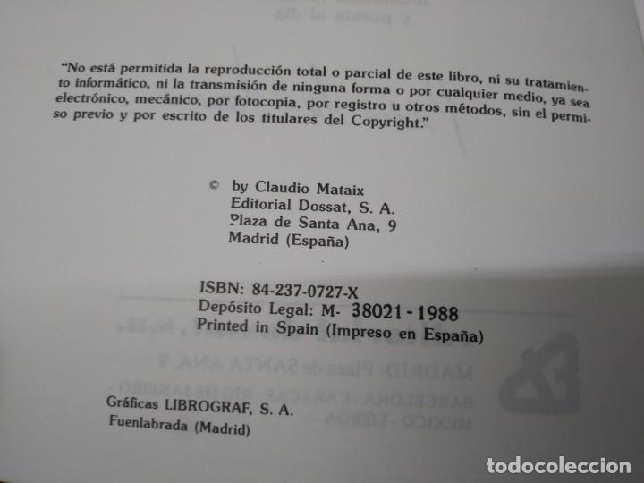 Coches y Motocicletas: Libro TURBOMAQUINAS TERMICAS MAQUINA turbinas vapor gas turbocompresores Dossat Claudio Mataix - Foto 2 - 194913007