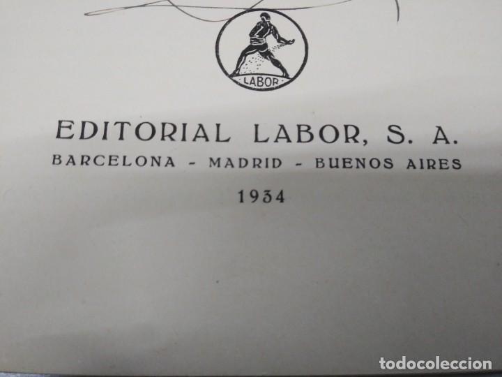 Coches y Motocicletas: Libro año 1934 MECANICA para INGENIEROS Arthur Morley Editorial Labor - Foto 2 - 194914673