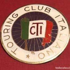 Coches y Motocicletas: PUBLICIDAD; COCHE. TOURING CLUB ITALIANO.. Lote 194953666