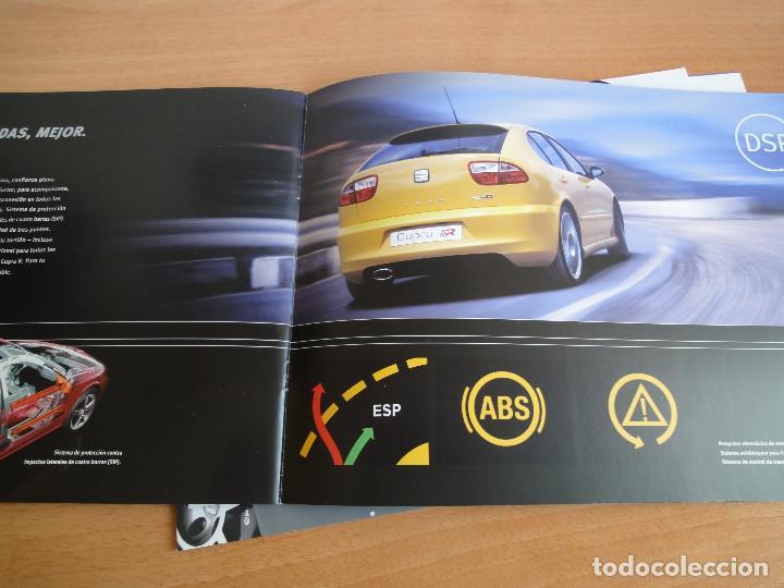 Coches y Motocicletas: Catálogos SEAT LEON (2004) - Foto 2 - 195029712