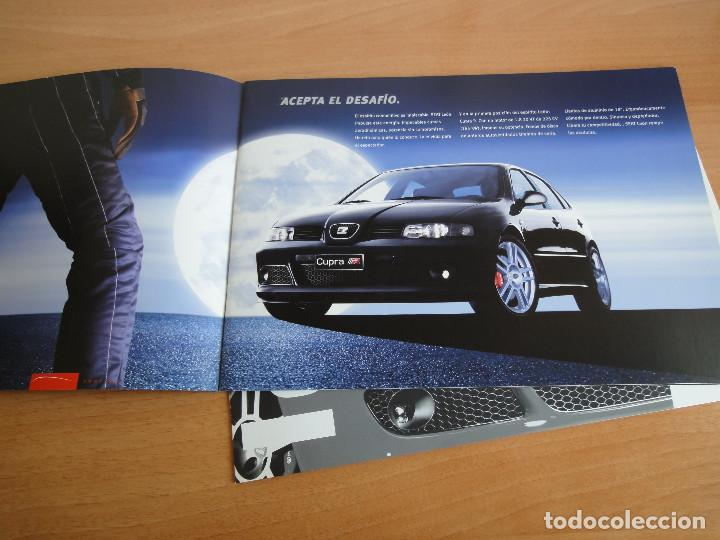 Coches y Motocicletas: Catálogos SEAT LEON (2004) - Foto 5 - 195029712