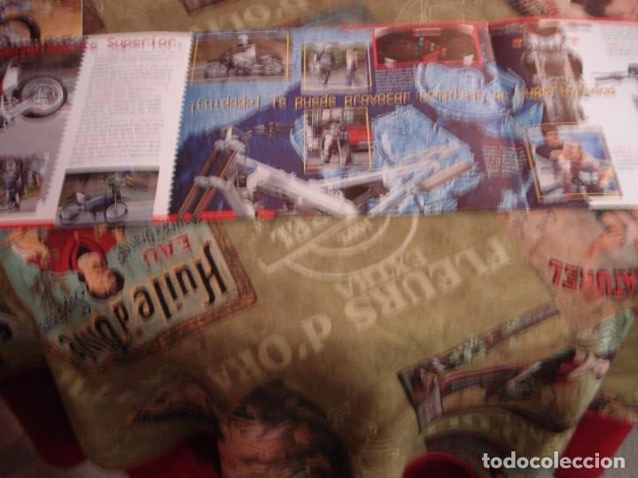 Coches y Motocicletas: DOS FOLLETOS DE PROPAGANDA DERBI - Foto 4 - 195042512