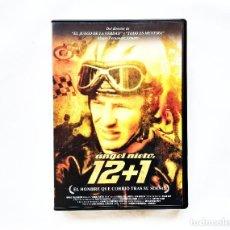 Coches y Motocicletas: ANGEL NIETO 12 + 1 EL HOMBRE QUE CORRIO TRAS SU SUEÑO DVD AÑO 2006. Lote 195207177