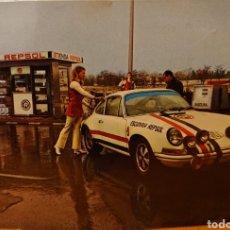 Coches y Motocicletas: POSTAL PORSCHE 911, AÑOS 70, SIN CIRCULAR.. Lote 195240163