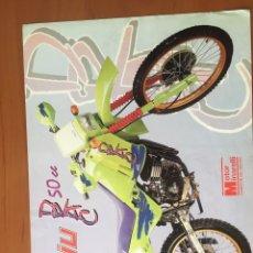 Coches y Motocicletas: FOLLETO PUBLICITARIO RIEJU. Lote 195279810