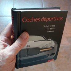 Coches y Motocicletas: LIBRO COCHES DEPORTIVOS EDITORIAL NGV. Lote 195307351