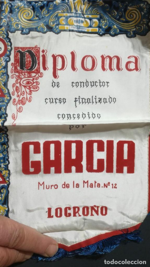 Coches y Motocicletas: LOGROÑO, DIPLOMA DE CONDUCTOR CURSO FINALIZADO - Foto 2 - 195337960