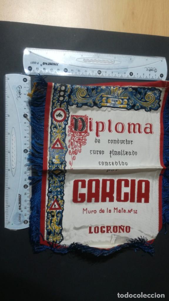 Coches y Motocicletas: LOGROÑO, DIPLOMA DE CONDUCTOR CURSO FINALIZADO - Foto 5 - 195337960