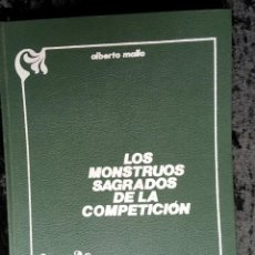Coches y Motocicletas: LOS MONSTRUOS SAGRADOS DE LA COMPETICIÓN - ALBERTO MALLO - 1960 - FOTOGRAFÍAS. Lote 195355087