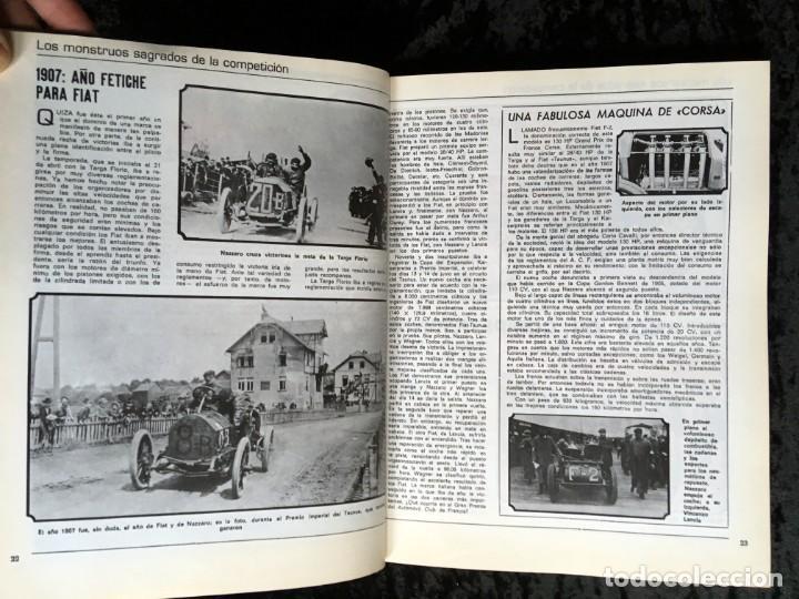 Coches y Motocicletas: LOS MONSTRUOS SAGRADOS DE LA COMPETICIÓN - ALBERTO MALLO - 1960 - FOTOGRAFÍAS - Foto 3 - 195355087