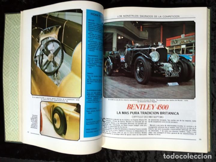 Coches y Motocicletas: LOS MONSTRUOS SAGRADOS DE LA COMPETICIÓN - ALBERTO MALLO - 1960 - FOTOGRAFÍAS - Foto 4 - 195355087