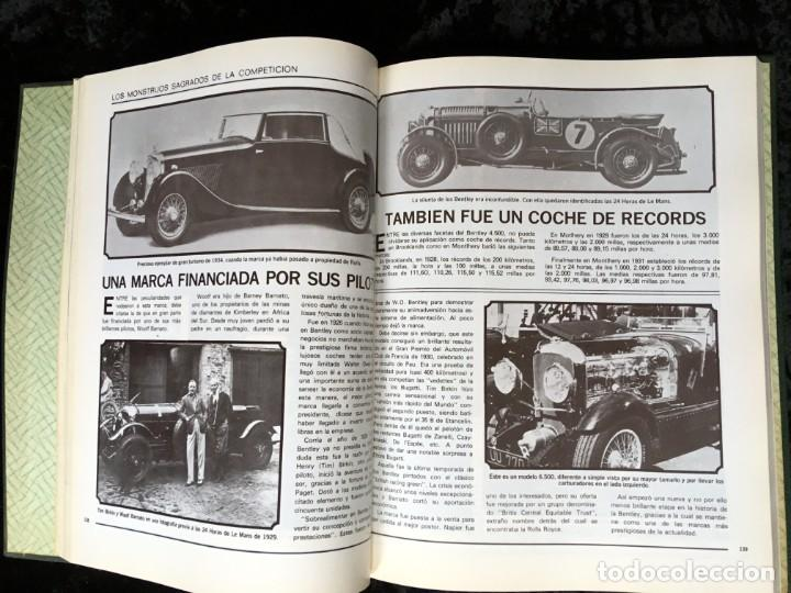 Coches y Motocicletas: LOS MONSTRUOS SAGRADOS DE LA COMPETICIÓN - ALBERTO MALLO - 1960 - FOTOGRAFÍAS - Foto 5 - 195355087