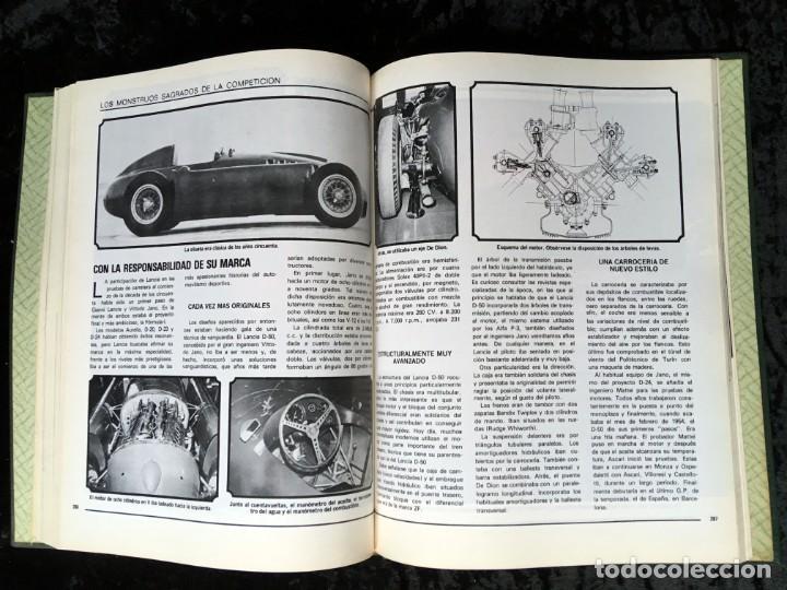 Coches y Motocicletas: LOS MONSTRUOS SAGRADOS DE LA COMPETICIÓN - ALBERTO MALLO - 1960 - FOTOGRAFÍAS - Foto 8 - 195355087