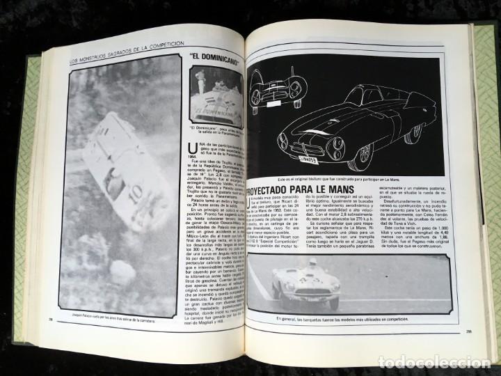 Coches y Motocicletas: LOS MONSTRUOS SAGRADOS DE LA COMPETICIÓN - ALBERTO MALLO - 1960 - FOTOGRAFÍAS - Foto 9 - 195355087