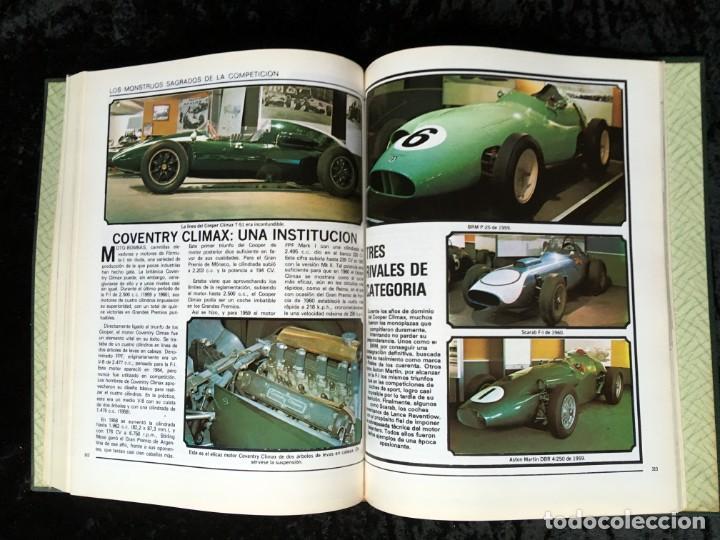 Coches y Motocicletas: LOS MONSTRUOS SAGRADOS DE LA COMPETICIÓN - ALBERTO MALLO - 1960 - FOTOGRAFÍAS - Foto 10 - 195355087