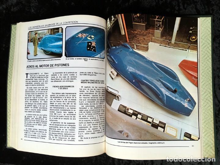 Coches y Motocicletas: LOS MONSTRUOS SAGRADOS DE LA COMPETICIÓN - ALBERTO MALLO - 1960 - FOTOGRAFÍAS - Foto 11 - 195355087