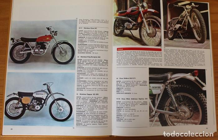 Coches y Motocicletas: DOCUMENTAL EN COLOR 7 MOTOCICLETAS. EDITORIAL TEIDE 1972 TAPA DURA MONTESA DUCATI BULTACO... - Foto 2 - 195358382