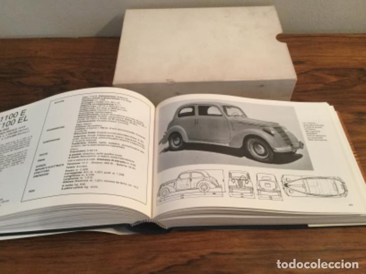 Coches y Motocicletas: TUTTE LE FIAT.CATALOGO TODOS MODELOS FIAT 1899 HASTA 1983.TORPEDO,850,1500,600, DINO, 124,PANDA ETC - Foto 6 - 195367316