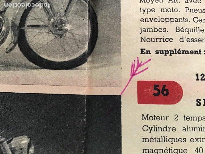 Coches y Motocicletas: PEUGEOT, PUBLICIDAD AÑOS 50 - Foto 4 - 195379836
