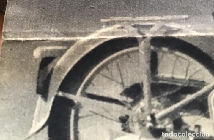 Coches y Motocicletas: PEUGEOT, PUBLICIDAD AÑOS 50 - Foto 5 - 195379836