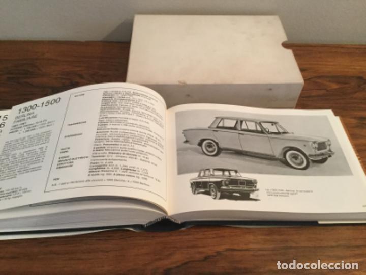 Coches y Motocicletas: TUTTE LE FIAT.CATALOGO TODOS MODELOS FIAT 1899 HASTA 1983.TORPEDO,850,1500,600, DINO, 124,PANDA ETC - Foto 7 - 195367316