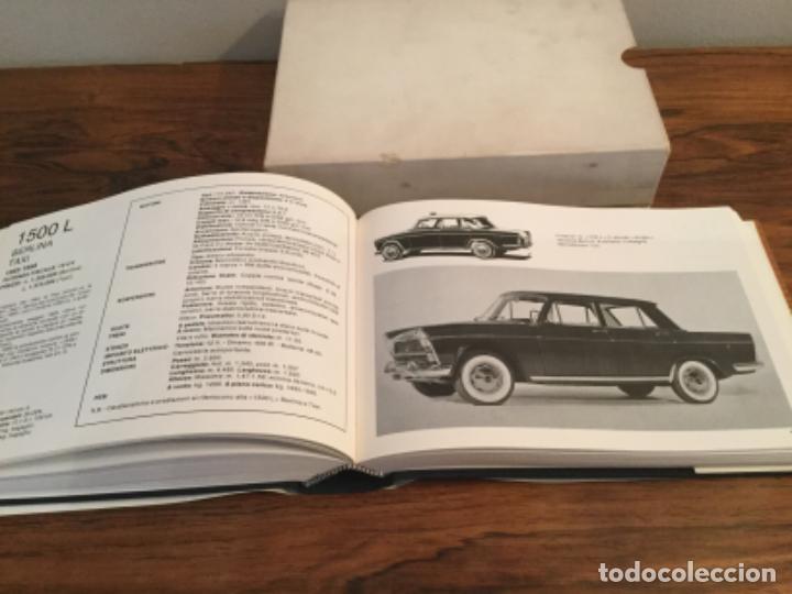 Coches y Motocicletas: TUTTE LE FIAT.CATALOGO TODOS MODELOS FIAT 1899 HASTA 1983.TORPEDO,850,1500,600, DINO, 124,PANDA ETC - Foto 8 - 195367316