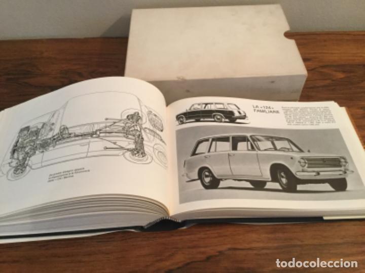 Coches y Motocicletas: TUTTE LE FIAT.CATALOGO TODOS MODELOS FIAT 1899 HASTA 1983.TORPEDO,850,1500,600, DINO, 124,PANDA ETC - Foto 9 - 195367316