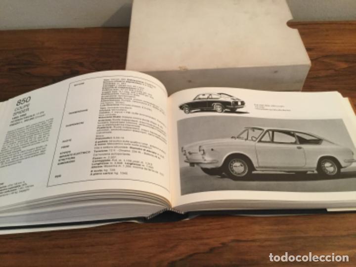 Coches y Motocicletas: TUTTE LE FIAT.CATALOGO TODOS MODELOS FIAT 1899 HASTA 1983.TORPEDO,850,1500,600, DINO, 124,PANDA ETC - Foto 10 - 195367316