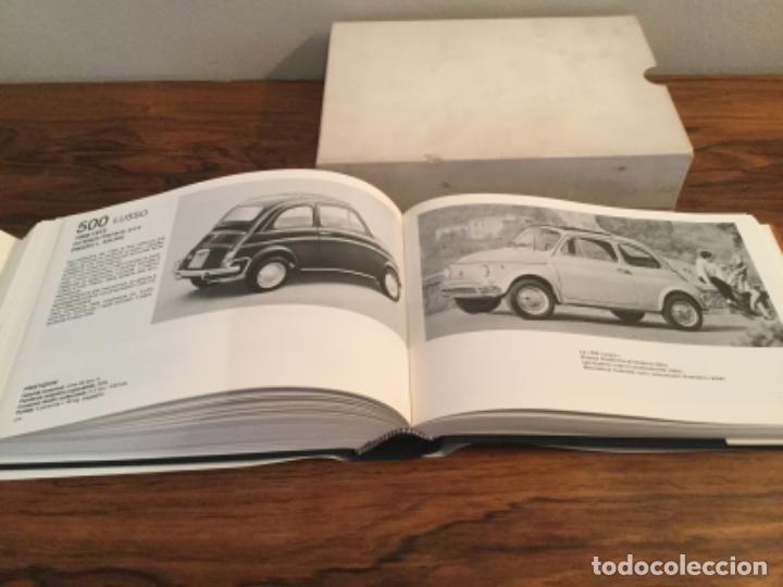 Coches y Motocicletas: TUTTE LE FIAT.CATALOGO TODOS MODELOS FIAT 1899 HASTA 1983.TORPEDO,850,1500,600, DINO, 124,PANDA ETC - Foto 11 - 195367316