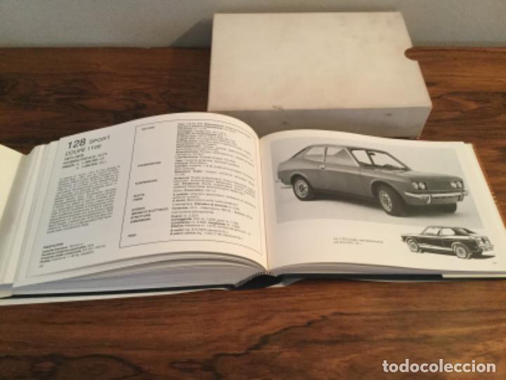 Coches y Motocicletas: TUTTE LE FIAT.CATALOGO TODOS MODELOS FIAT 1899 HASTA 1983.TORPEDO,850,1500,600, DINO, 124,PANDA ETC - Foto 12 - 195367316
