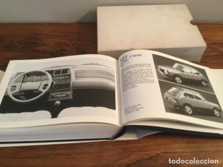 Coches y Motocicletas: TUTTE LE FIAT.CATALOGO TODOS MODELOS FIAT 1899 HASTA 1983.TORPEDO,850,1500,600, DINO, 124,PANDA ETC - Foto 14 - 195367316