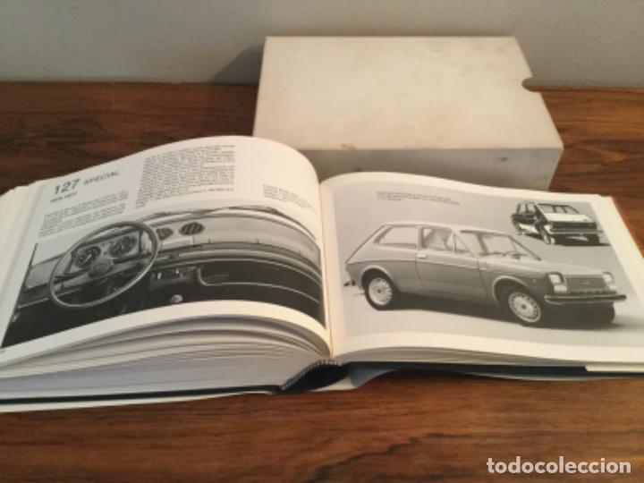 Coches y Motocicletas: TUTTE LE FIAT.CATALOGO TODOS MODELOS FIAT 1899 HASTA 1983.TORPEDO,850,1500,600, DINO, 124,PANDA ETC - Foto 15 - 195367316