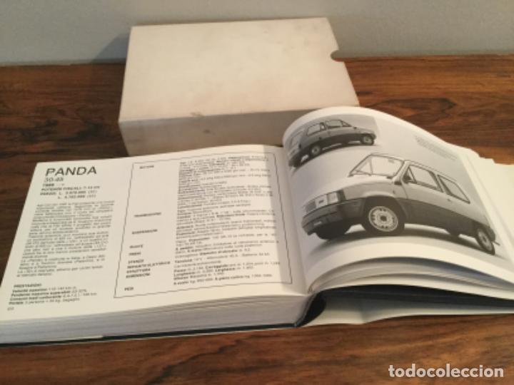 Coches y Motocicletas: TUTTE LE FIAT.CATALOGO TODOS MODELOS FIAT 1899 HASTA 1983.TORPEDO,850,1500,600, DINO, 124,PANDA ETC - Foto 16 - 195367316