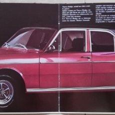 Coches y Motocicletas: DODGE DART 3700 GT - AÑOS 70 - PUBLICIDAD -. Lote 195449970