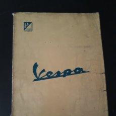 Coches y Motocicletas: VESPA , CATÁLOGO GENERAL DEL 53 AL 65.. Lote 195544656