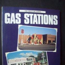 Coches y Motocicletas: GASOLINERAS. GAS STATIONS. WAYNE HENDERSON Y SCOTT BENJAMIN . Lote 195760288